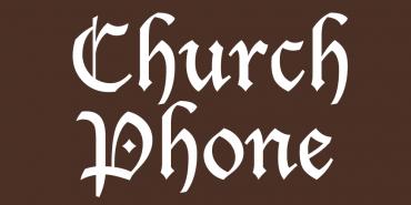 Church Phone